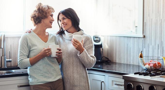 38 вопросов, чтобы лучше узнать мать