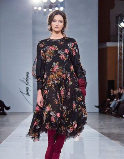 Татьяна Котегова, коллекция весна-лето-2014