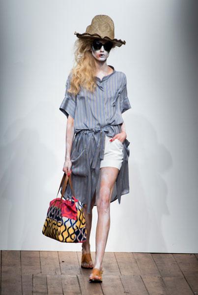 Vivienne Westwood весна-лето 2014