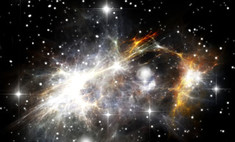 Открыта крупнейшая звезда во Вселенной