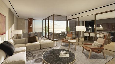 Bvlgari представила проект резиденций в Дубае   галерея [1] фото [7]