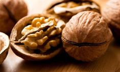 Грецкие орехи признаны самыми полезными