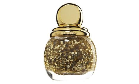 Лак для ногтей Golden Shok, 001, Diorific Vernis, Dior