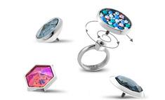 Революция в бижутерии: кольца-трансформеры