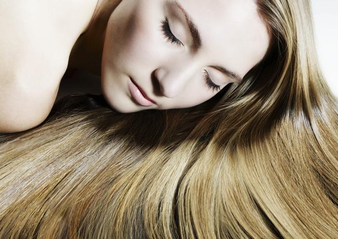Тонирование на мелированные волосы
