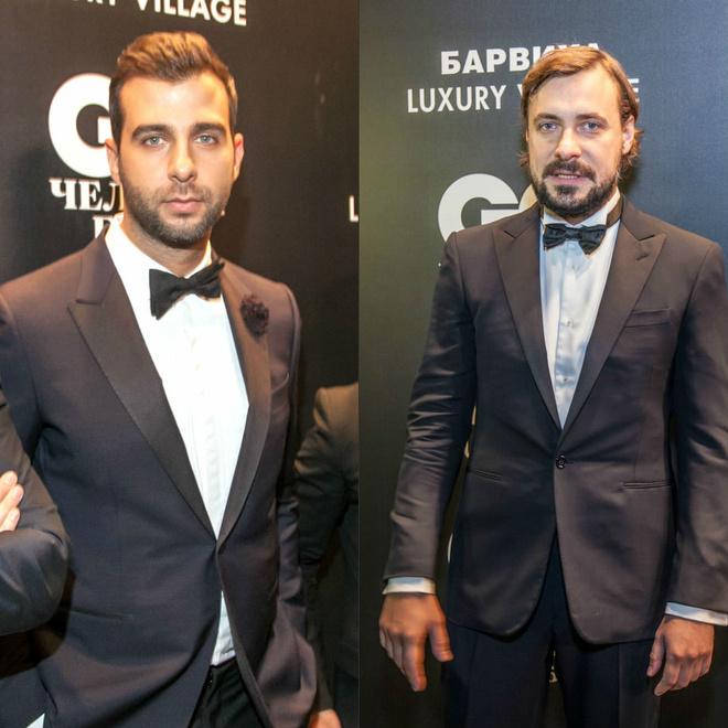 Иван Ургант и Евгений Цыганов фото
