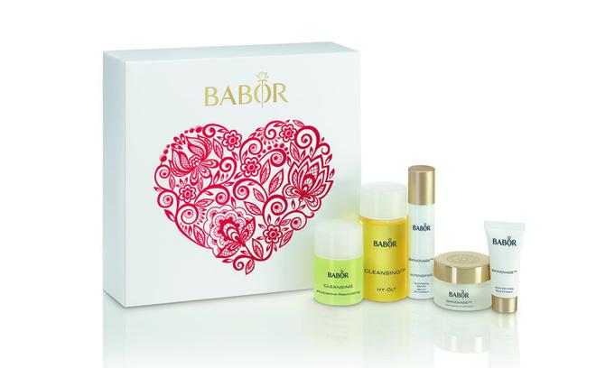 Бьюти-валентинка от BABOR