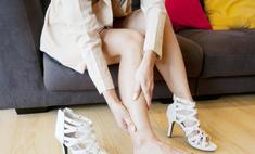 Причины отекания ног: профилактика и лечение