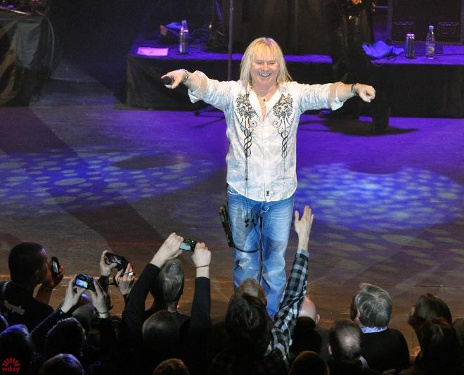 Uriah Heep в Перми