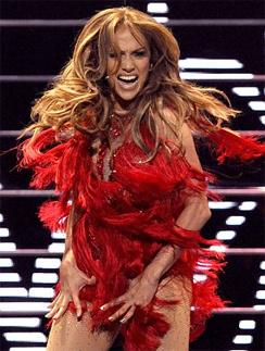 Выступление Дженнифер Лопес (Jennifer Lopez) на фестивале iHeartRadio.