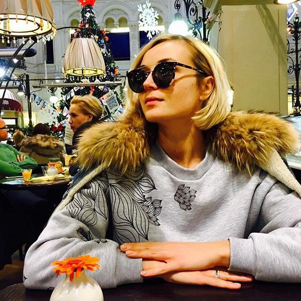 Полина Гагарина, фото