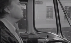 Берегись автомобиля: Эрнст стал водителем троллейбуса