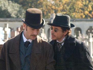 Продолжение приключений Шерлока Холмса получило название «Игра теней»