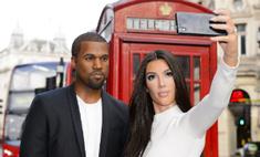 Ким Кардашьян сделала 6 тысяч селфи за 4 дня