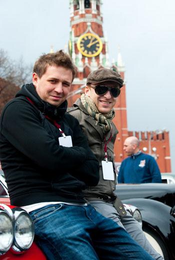 Гавр и Олег Верещагин (Comedy Club)