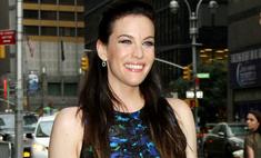 Лив Тайлер подтвердила, что ждет второго ребенка