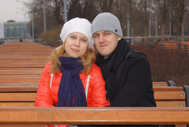 Наталия и Станислав Крестьяниновы, фото