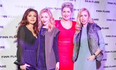 Российские звезды посетили показ Finn Flare