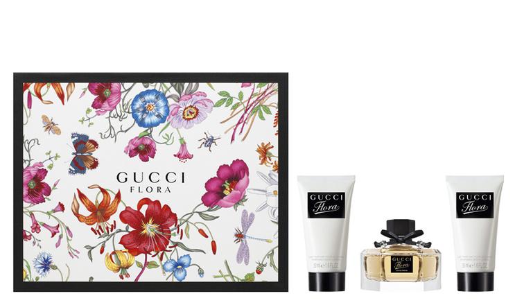Набор Flora Set, Gucci, 6 980 рублей