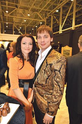 Алексей и Мария Майоровы