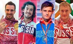 Наши в Рио: четыре спортсмена-красавца от Башкортостана