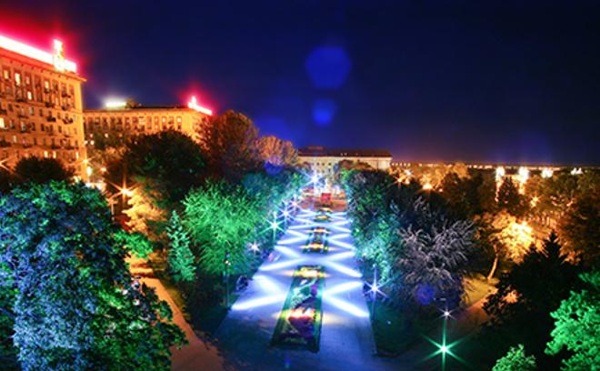 Программа празднования Дня города - 2014