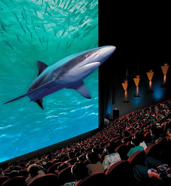 Новокузнецк, кинотеатр IMAX