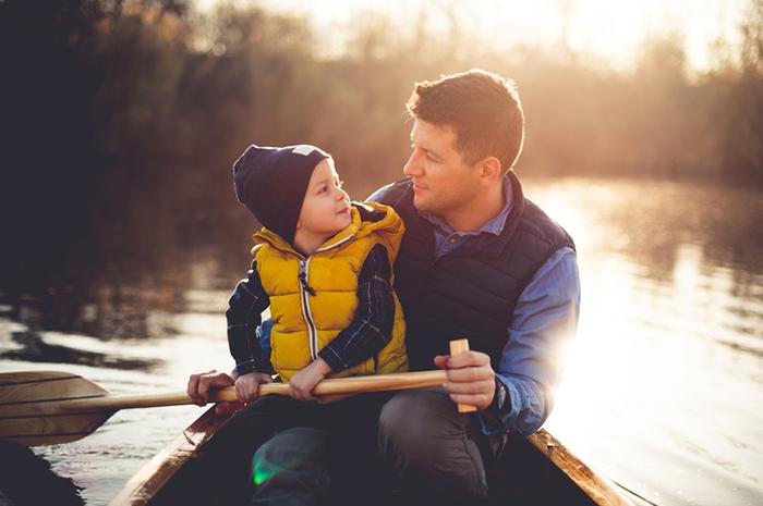 5 вещей, которым папа должен научить сына
