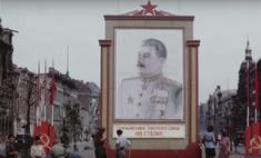 берлин июле 1945 цветное видео