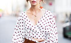 12 самых романтичных блуз лета: где купить и как носить