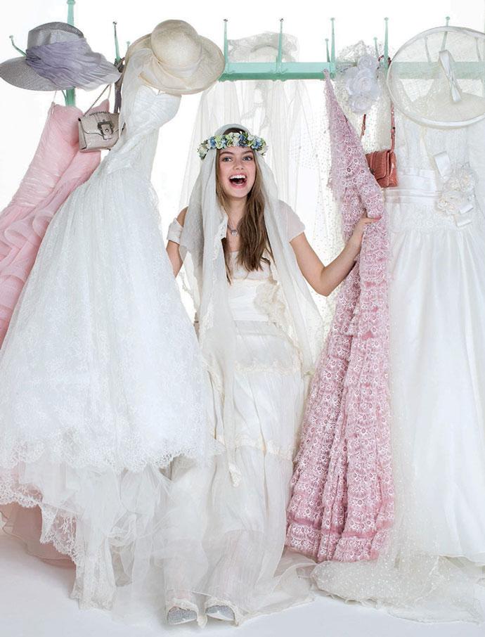 Как выбрать свадебное платье 3