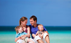 Навстречу солнцу: какое солнцезащитное средство подойдет вашему ребенку?