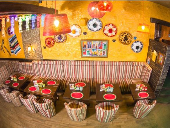 Ресторан и караоке-бар мексиканской кухни Agava, фото