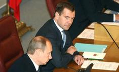 Россияне не доверяют Медведеву и Путину