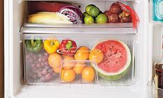 Инструкция: как правильно хранить продукты
