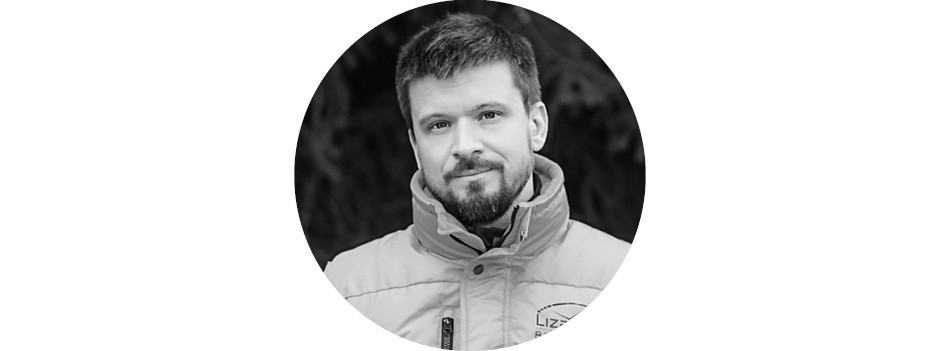 Григорий Сергеев, руководитель поисково-спасательного отряда «Лиза Алерт»
