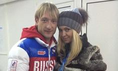 Яна Рудковская показала сломанный болт Плющенко