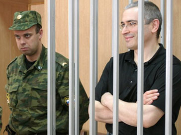 Виктор Данилкин отрицает, что на него оказывалось давление во время судебного процесса над Михаилом Ходорковским
