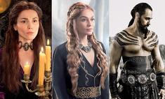 Российские звезды примерили образы героев «Игры престолов»
