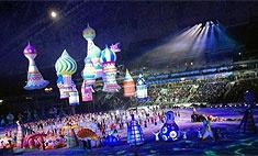 Дневники Олимпиады: церемония открытия Игр