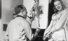 Мэрилин Монро и другие самые горячие девушки пинап: история жанра в незабываемых картинках