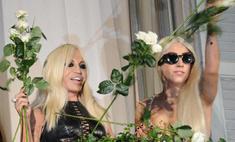Донателла Версаче считает Леди ГаГа иконой стиля
