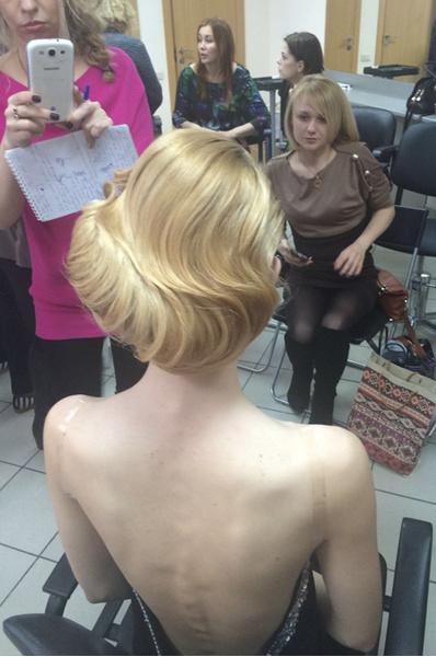 Топ-стилист Максим Лазарев: мастер-класс по прическам