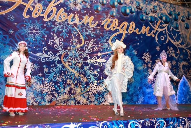 Мисс Снегурочка 2016