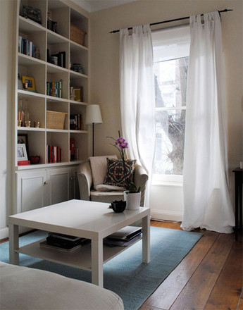 Интерьер гостиной мебель