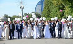 На День города в Волгограде приготовили самый большой в мире равиоли