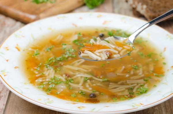 Суп-лапша