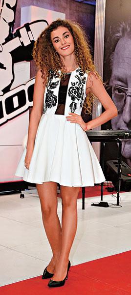 Ульяна Синецкая, «Голос-3», участники