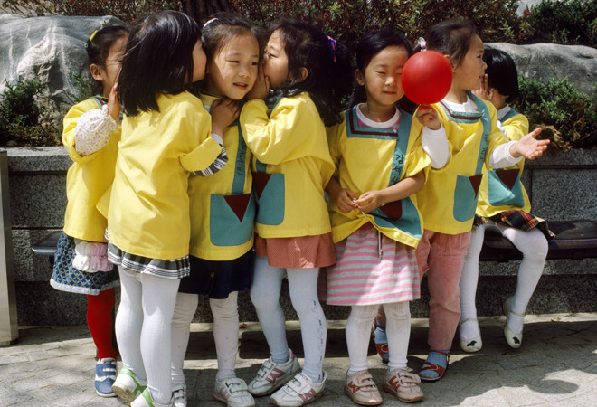 Образование в Китае и Южной Корее