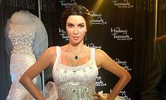 Раскрыт секрет свадебного платья Ким Кардашьян